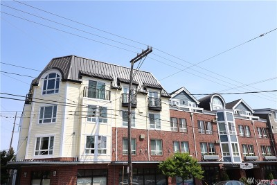 Condo/Townhouse For Sale: 812 5th Ave N #402