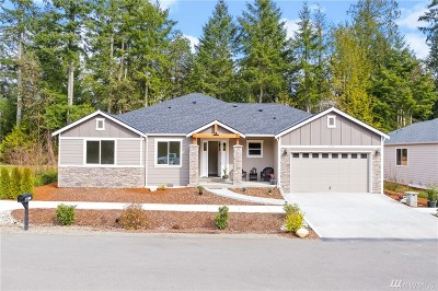 Gig Harbor Single Family Home For Sale: 3723 119th St Ct NW