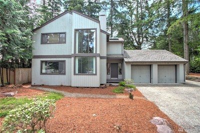 Single Family Home Sold: 14003 NE 62nd St
