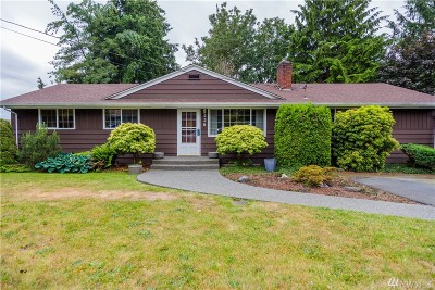 Bothell Single Family Home For Sale: 226 234th St SW