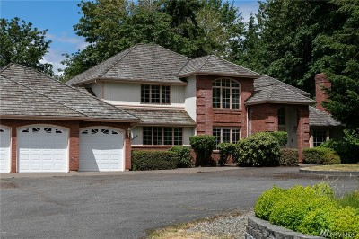 Woodinville Single Family Home For Sale: 21030 NE 133rd Ave