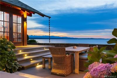 Edmonds Single Family Home For Sale: 9710 Lindsay Place