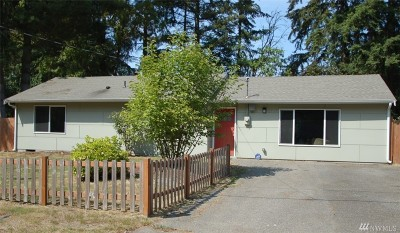 Mountlake Terrace Single Family Home For Sale: 6309 230th St SW