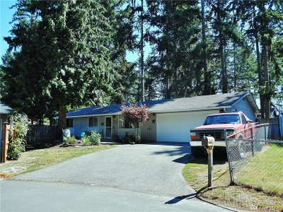 Puyallup WA Single Family Home For Sale: $264,950