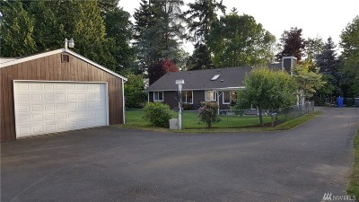 Tacoma Single Family Home For Sale: 12812 6th Av Ct E