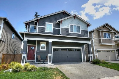 Lacey Single Family Home For Sale: 3334 Nova St NE