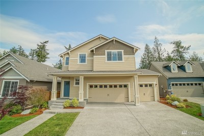 Bonney Lake Single Family Home Contingent: 18324 139th St E