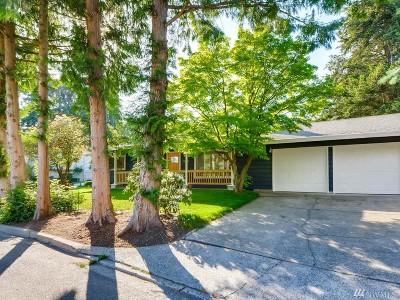 Kirkland Single Family Home For Sale: 13929 103rd Ave NE