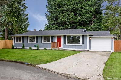 Federal Way Single Family Home For Sale: 33239 36th Ave SW