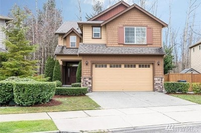 Bothell Single Family Home For Sale: 16716 37th Dr SE