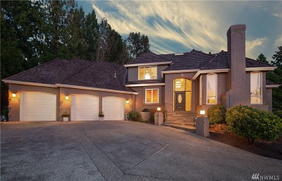 Woodinville Single Family Home For Sale: 14140 209th Ave NE