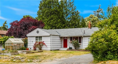 Shoreline Single Family Home Contingent: 1516 NE 171st St