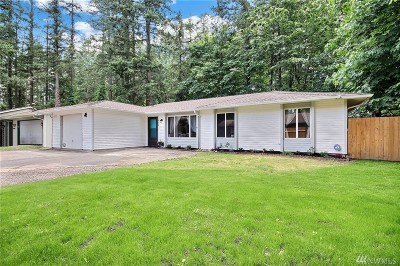 Covington Single Family Home For Sale: 19410 SE 266th St
