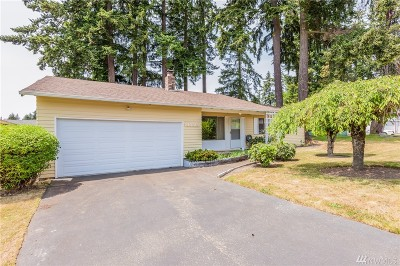 Federal Way Single Family Home For Sale: 30213 25th Place S