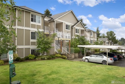 Mill Creek Condo/Townhouse For Sale: 16101 Bothell-Everett Hwy #C103