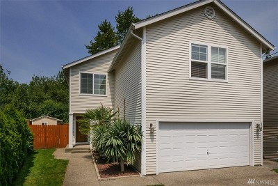 Tacoma Single Family Home For Sale: 3765 E R St