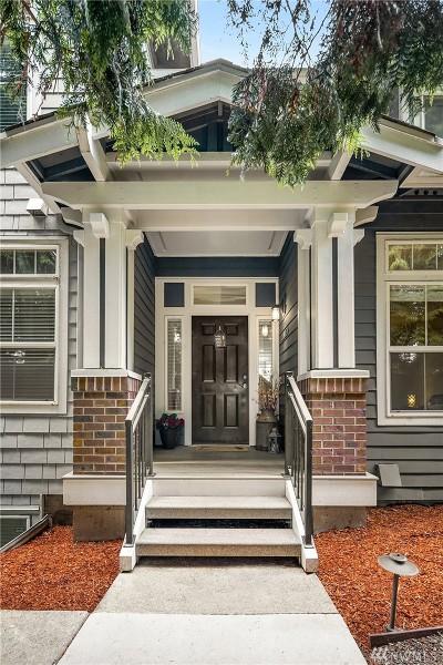 Kirkland Condo/Townhouse For Sale: 8804 123rd Lane NE