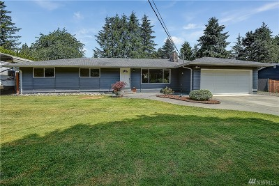 Monroe Single Family Home Contingent: 20929 134th St SE