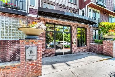 Seattle Condo/Townhouse For Sale: 124 Bellevue Ave E #300