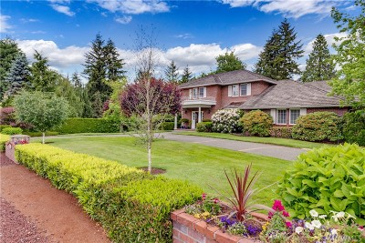 Woodinville Single Family Home For Sale: 17710 159th Ave NE