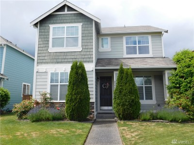 Lacey Single Family Home For Sale: 8556 Webster Dr NE