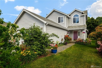 Monroe Single Family Home For Sale: 17343 156th St SE