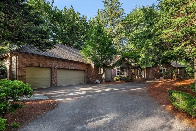 Woodinville Single Family Home For Sale: 20020 NE 196th St