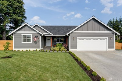 Nooksack Single Family Home Sold: 510 W Third St