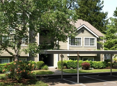 Federal Way Condo/Townhouse For Sale: 1830 S 284th Lane #G104