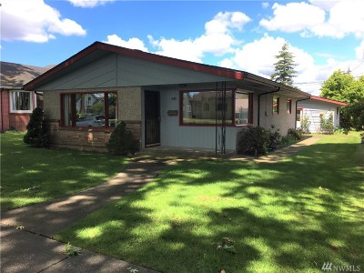 Lynden Single Family Home For Sale: 1108 Front St