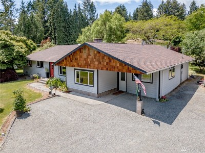 Gig Harbor Single Family Home For Sale: 3428 Wollochet Dr SW