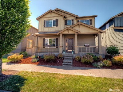 Lacey Single Family Home For Sale: 6509 Carolina St SE