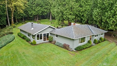 Port Ludlow WA Single Family Home For Sale: $449,950