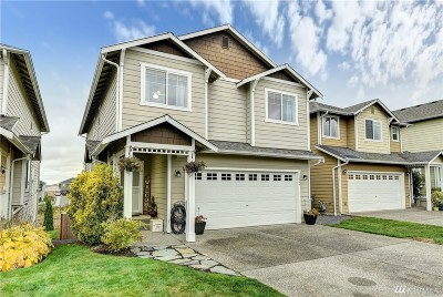Lake Stevens Condo/Townhouse For Sale: 1222 84th Ave SE