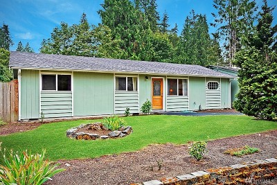 Redmond Single Family Home For Sale: 6023 215th Ave NE