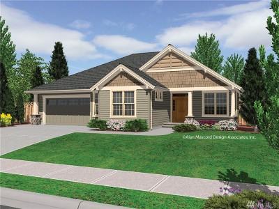 Gig Harbor Single Family Home For Sale: 1 89th Av Ct NW