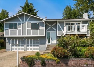 Kirkland Single Family Home For Sale: 11314 NE 149th St