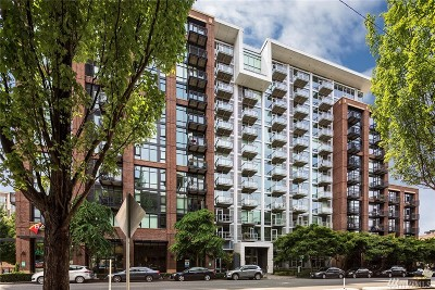 Condo/Townhouse For Sale: 2911 2nd Ave #615