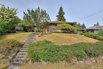 Everett Single Family Home For Sale: 5116 W Highland Rd