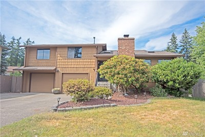 Federal Way Single Family Home For Sale: 1110 SW 311th Ct