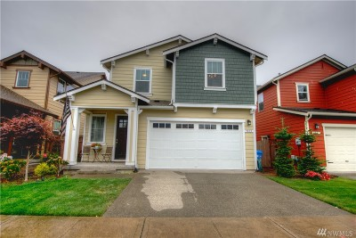 Tumwater Single Family Home For Sale: 9033 Aster St SE