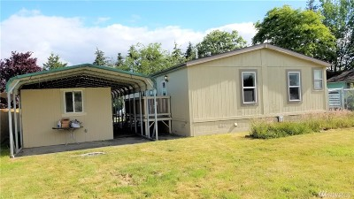 Blaine Single Family Home For Sale: 4653 Sunburst Dr