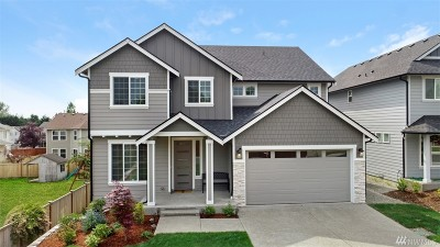 Puyallup Single Family Home For Sale: 13328 123rd Ave E