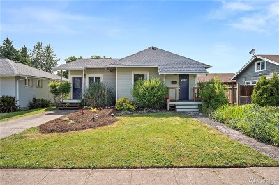 Single Family Home Sold: 923 J St