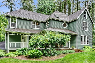 Woodinville Single Family Home For Sale: 17517 201st Ave NE