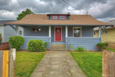 Auburn Single Family Home For Sale: 417 7th St SE