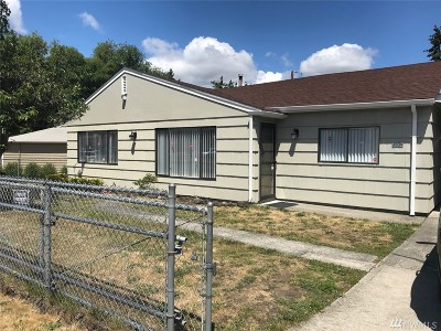 Lakewood Single Family Home For Sale: 4809 108th St SW