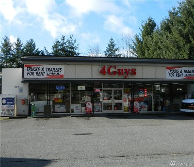 Bellevue Commercial For Sale: 827 164th Ave NE