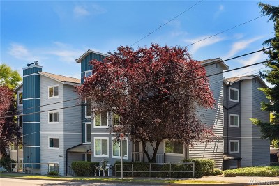 Seattle Condo/Townhouse For Sale: 707 N 130th St #B301