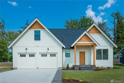 Lynden Single Family Home Contingent: 2090 Feather Dr